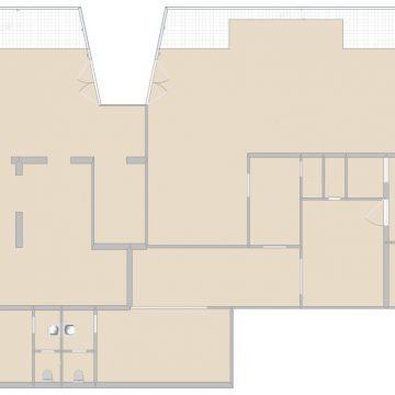 Grundriss gesamt (>263m²)