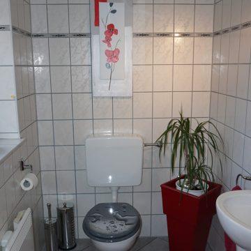 Gäste-WC.