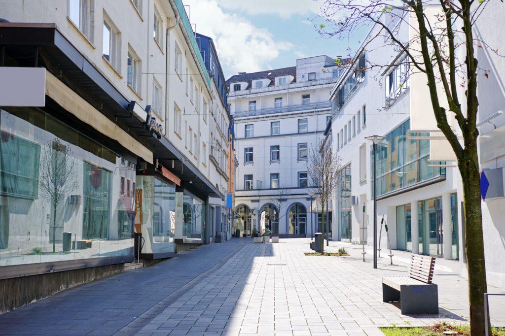 Frisch renoviert! Attraktive Innenstadtladenfläche mit viel Potenzial!
